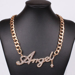 Beautiful ANGEL Statement Necklace